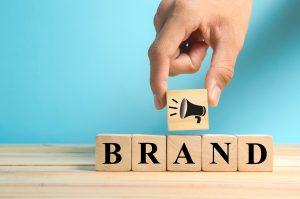 lettere brand costruire